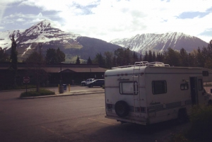 Leaving Alaska RV